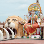 Around Bhongir Fort- Surendrapuri A Museum of Indian Mythology