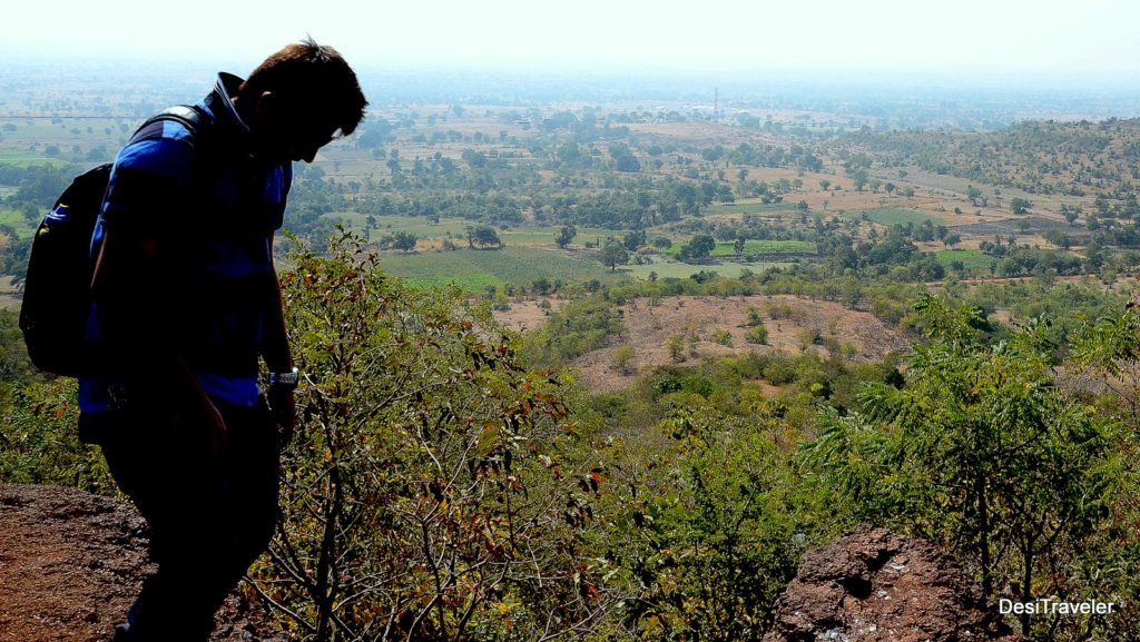 Hiking in Ananthagiri Vikarabad