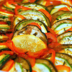 Ratatouille- Trying French Food in Pondicherry India