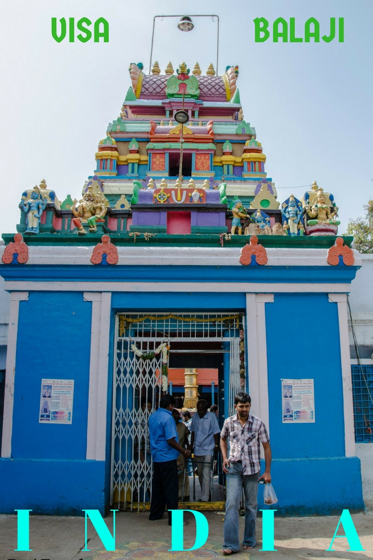 Visa God Temple Hyderabad