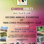 Chayakriti 2013- A photography exhibition in Hyderabad by  TCPC members