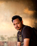 portrait of Swarat Ghosh Street Photographer