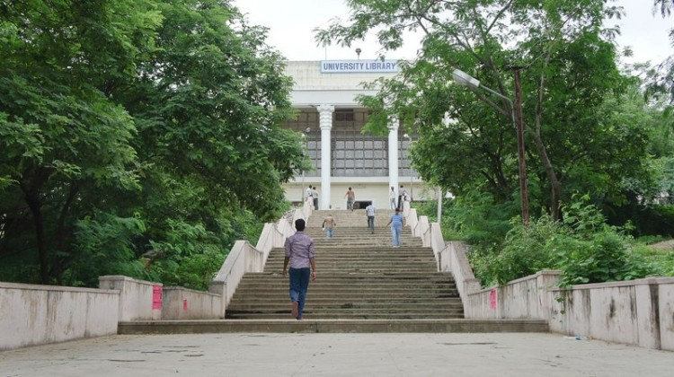 Osmania University Hyderabad Library