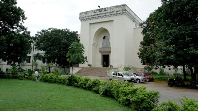 Osmania University Chemistry Department