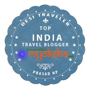Top India Travel Blogger
