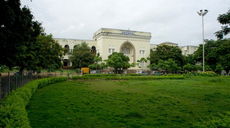 Osmania University Physics department