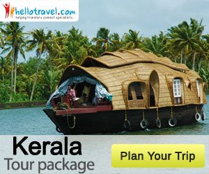 Book Kerala Holidays