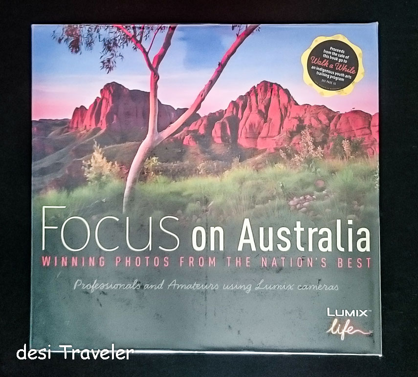 Focus on Australia book