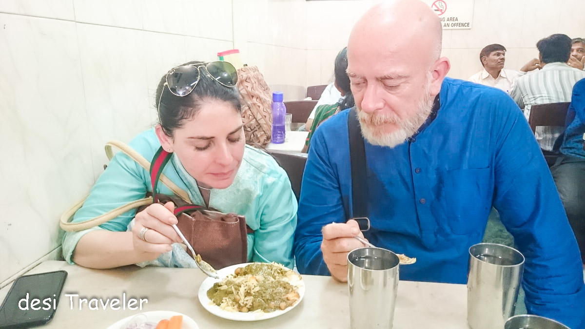 Chef Zahie Chef Gerardo Food Walk Chandni Chowk