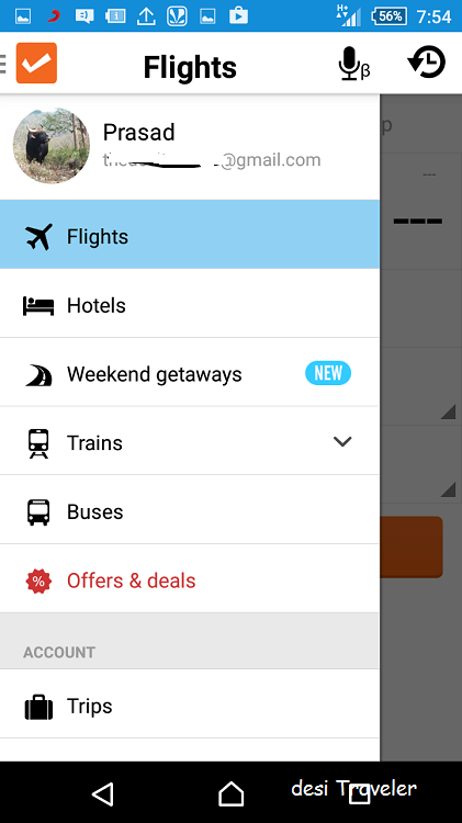 Cleartrip app review  (8)