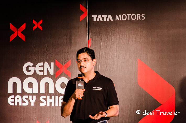 Girish Wagh Tata Motors