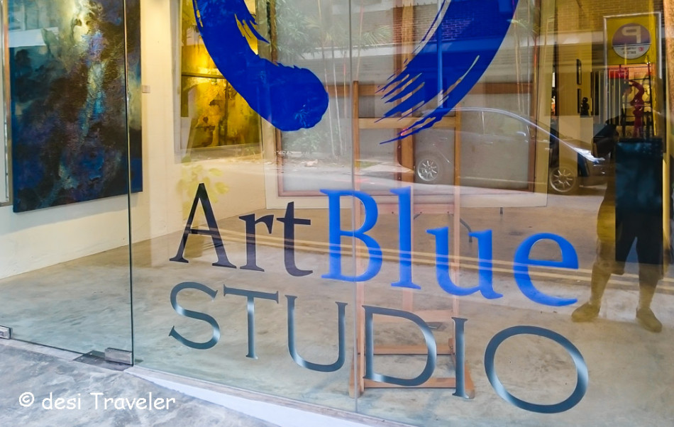 Art Blue Studio Singapore