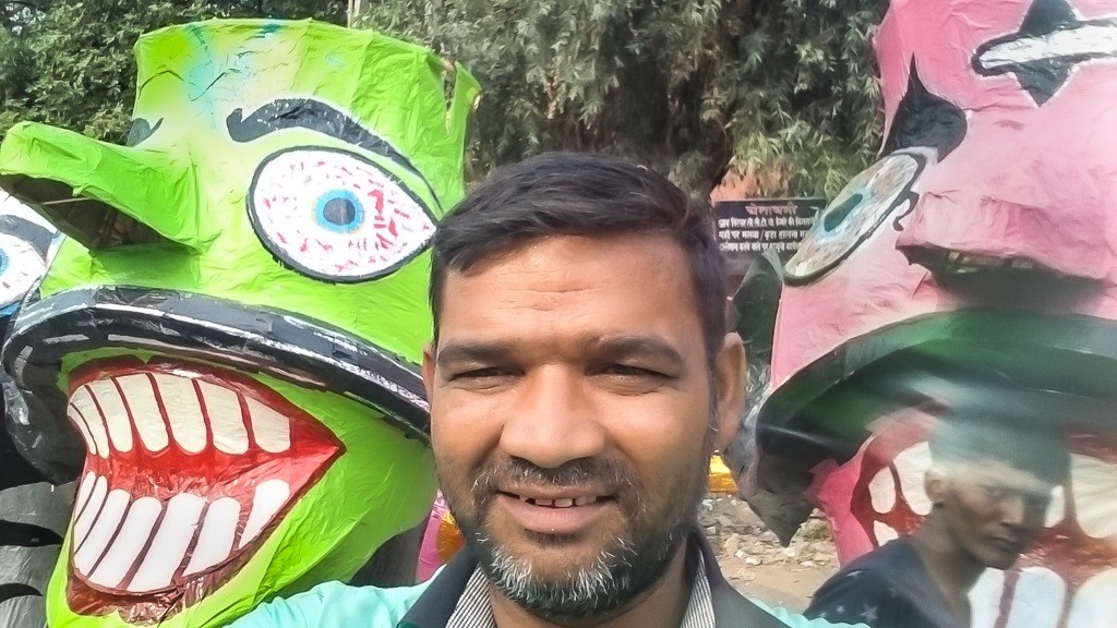 Selfie with Ravan maker Zenfone (2)