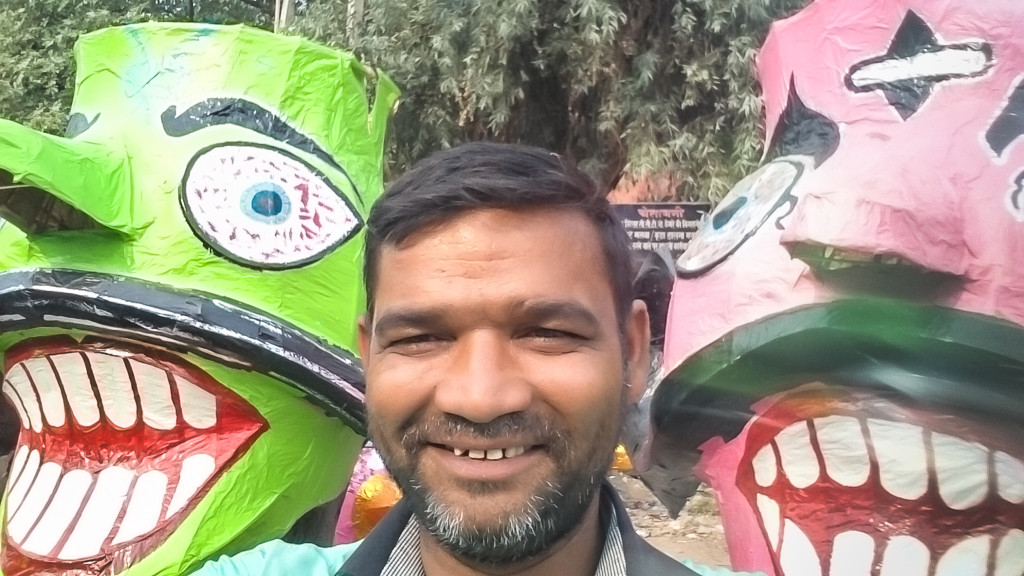 Selfie with Ravan maker Zenfone (3)