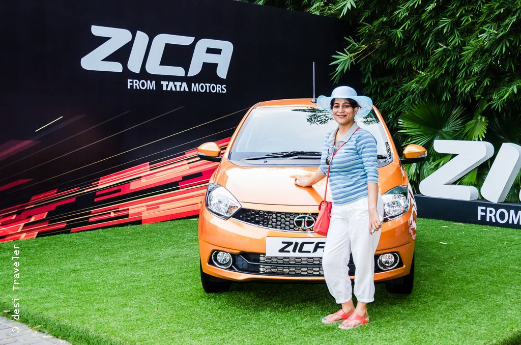 Raginin Puri Blogger Zica Launch