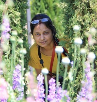 Indrani Ghose Travel Blogger