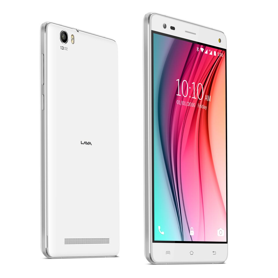 Lava V5 review