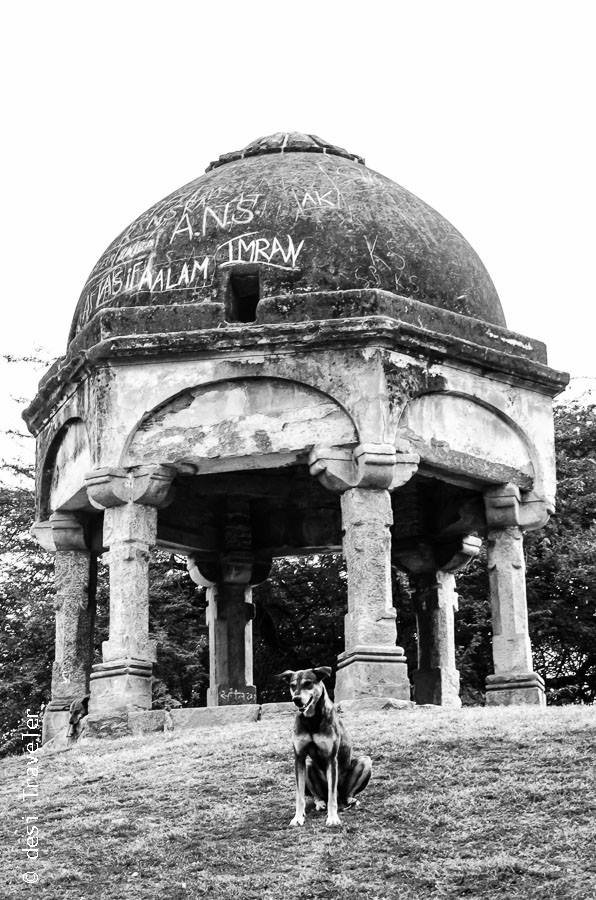 Mehrauli Archaeological Park