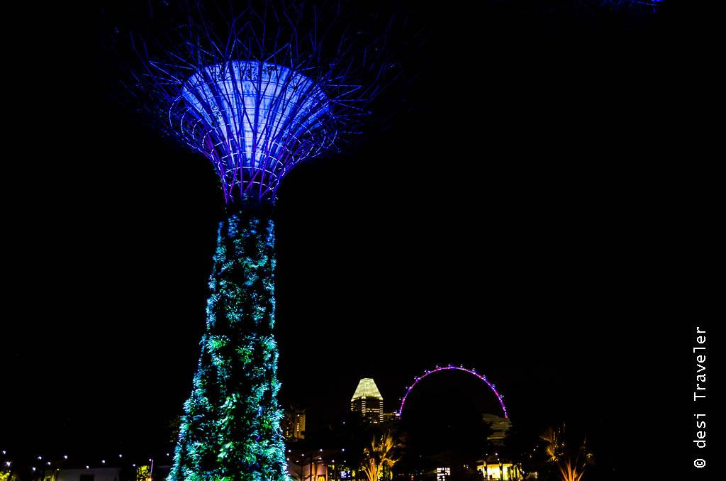 Supertree Show Singapore