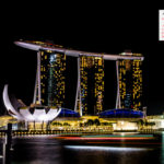 August 2016 Calendar Desktop Wallpaper – Marina Bay Sands Singapore
