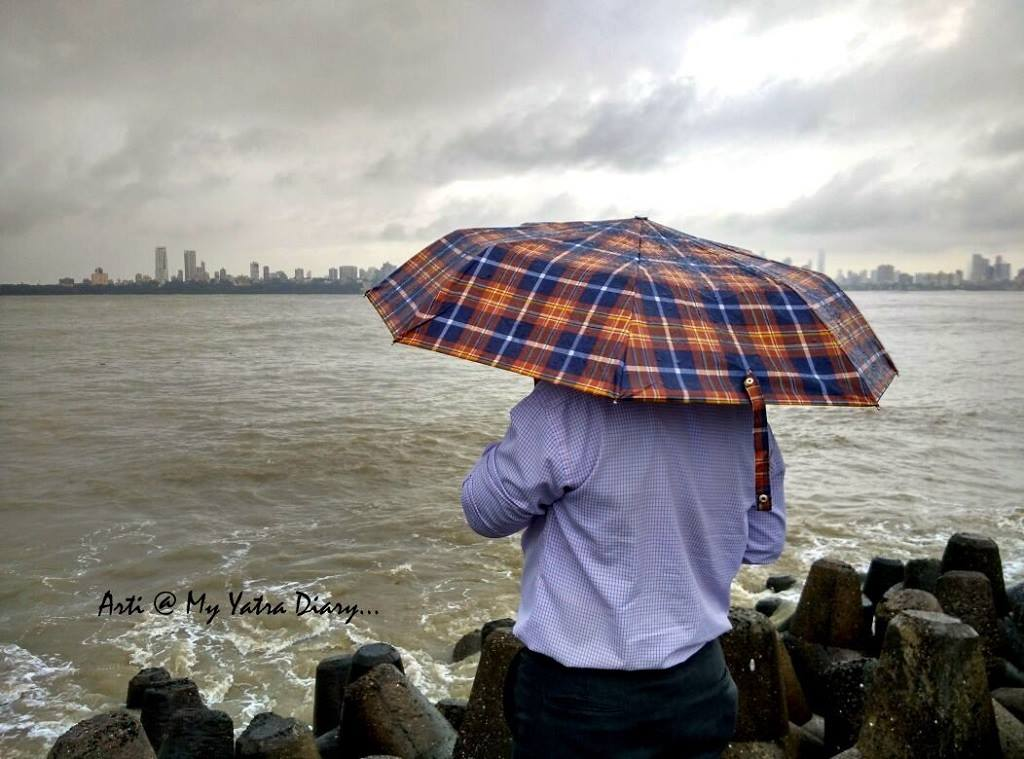 Chasing Monsoons in Mumbai