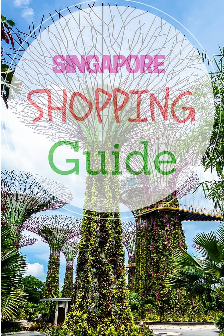 Singapore Shopping Guide