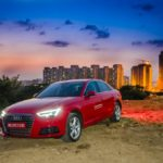 The All New Audi A4 Launch at Audi Gurgaon