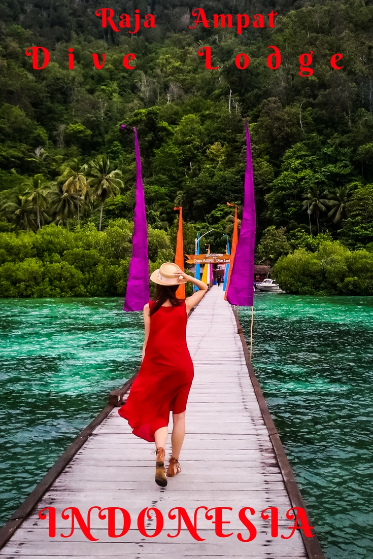 Review Raja Ampat Dive Lodge Indonesia