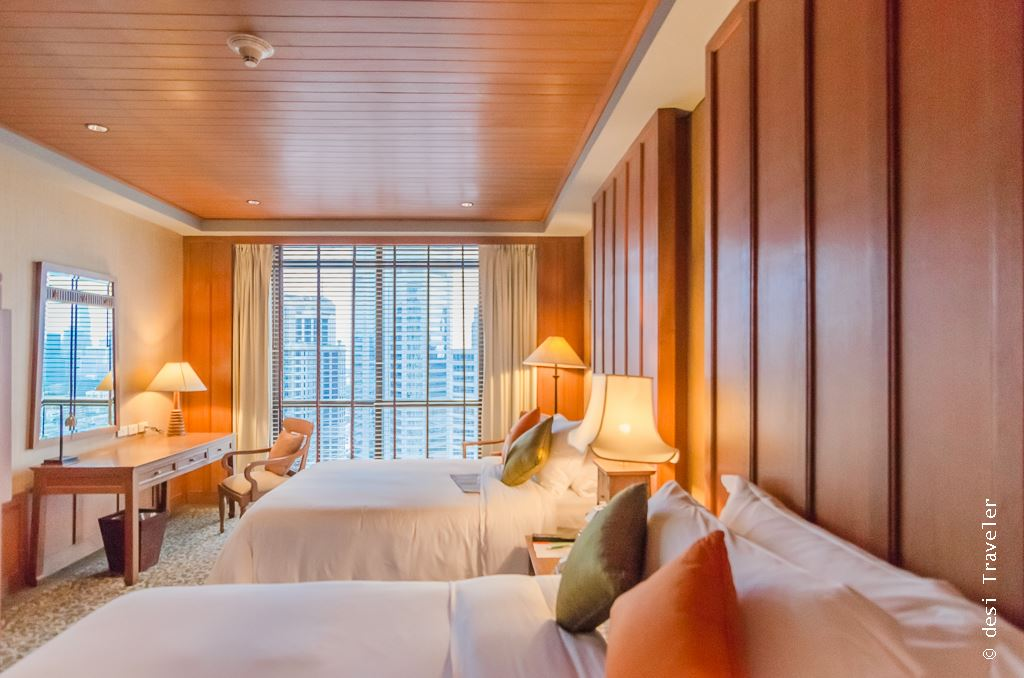 Suites at Plaza Athenee Bangkok