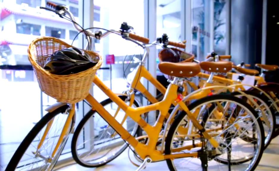Ibis Singapore on Bencoolen borrow bicycle review