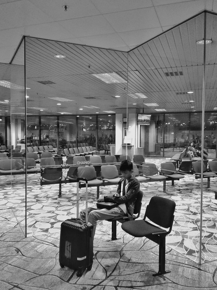 The Solo Traveler Changi Airport Singapore