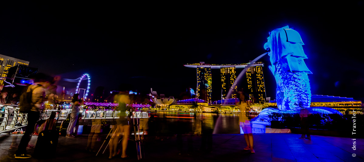 Night Photography Tips Singapore