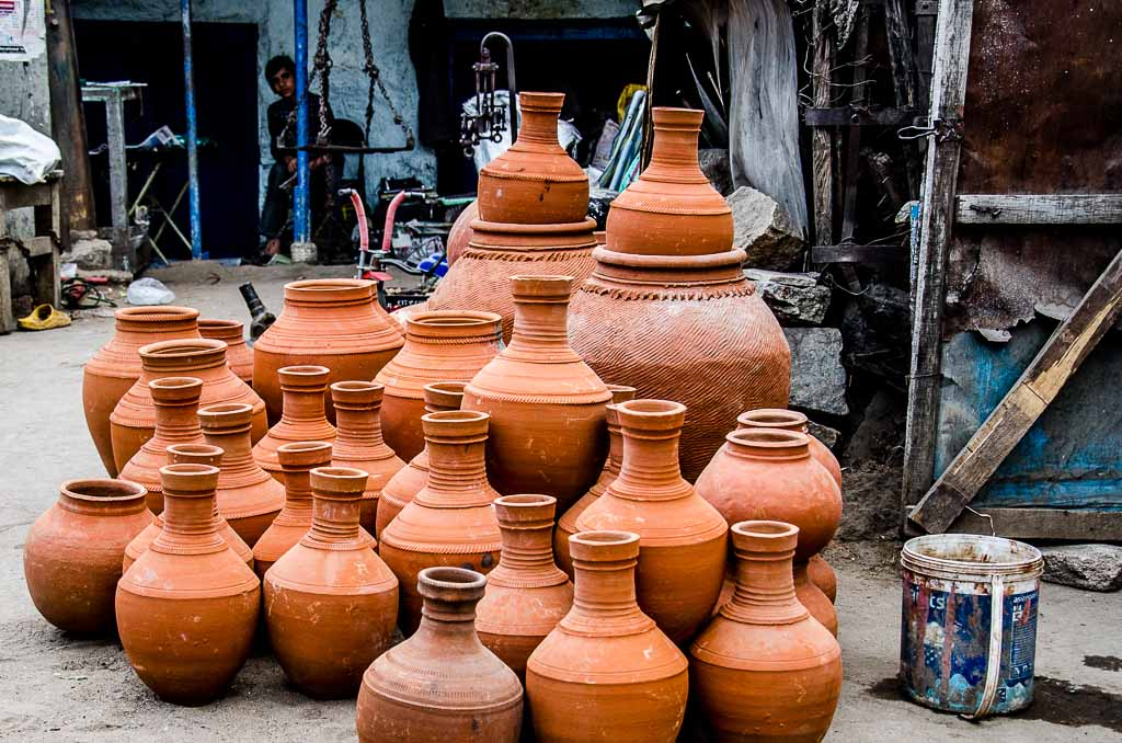Pottery old Hyderabad