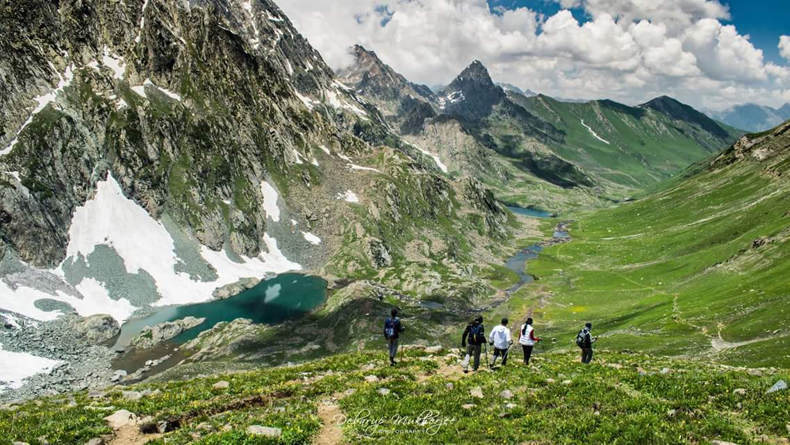 Great Lakes Trek Kashmir