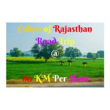 Pictures From Rajasthan Road Trip AT 80 KM Per Hour