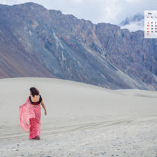Free Download May 2020 Wallpaper Calendar  Nubra Valley Ladakh
