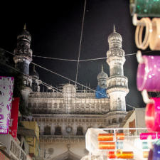 Ramazan Night Market- Charminar Hyderabad