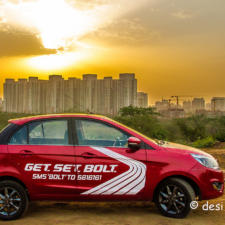 Tata Bolt Pictures
