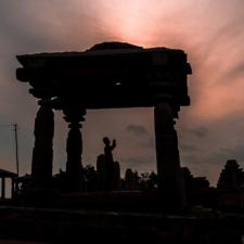 Exploring Hampi-Songs Written In Stone