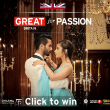 Fall in Love with Britain the Shaandaar way