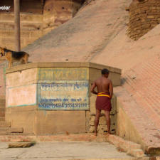 Traveling and Toilets in India