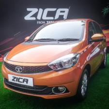 A Fantastico Zica Pre Launch by Tata Motors in Goa