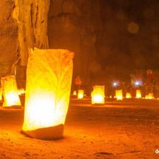 Petra By Night - Playing With Lights & Shadows in Jordan
