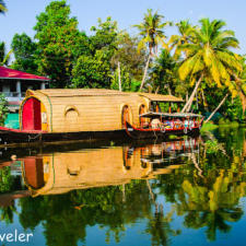 Review of Houseboat Stay in Alleppey Backwaters of Kerala