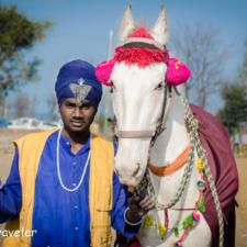 Travel Tuesday Picture: Nihang Soldiers
