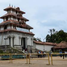 Road Trip to Bhagamandala Temple & Tala Cauvery in Coorg