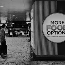 Street Photography At Changi Airport Singapore