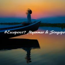 My Favorite Images from Escapers 17 - Myanmar & Singapore