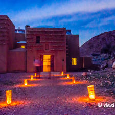Arabian Nights at Feynan Eco Lodge Jordan - Review