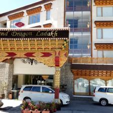My Stay At The Grand Dragon Ladakh - Luxury Hotel Review